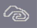 Thumbnail of the map 'Run Forest Run'