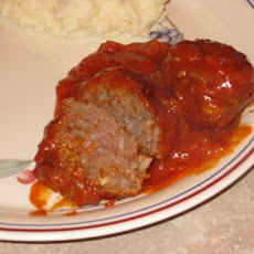 Kittencal's Porcupine Meatballs in Sweet and Sour Tomato Sauce