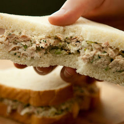 Grown-Up Tuna Salad