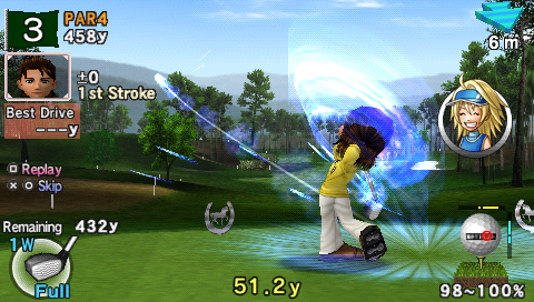 Hot Shots Golf: Open Tee 2