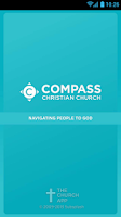 Screenshot of Compass Christian Church