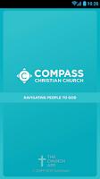 Screenshot of Compass Christian Church
