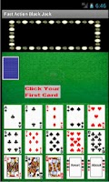 Screenshot of Fast Action Black Jack Advice