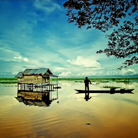 reflection by Yudhi Srg - Landscapes Travel