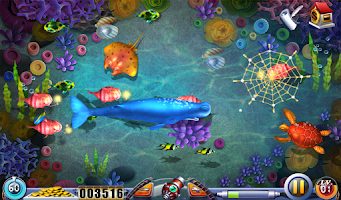 Screenshot of AE Lucky Fishing