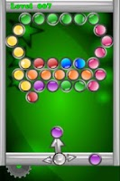 Screenshot of Bubble Ninja