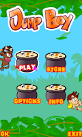Screenshot of Jump Boy 2D