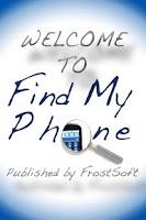 Screenshot of Find My Phone Lite!