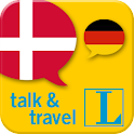 Dänisch talk&travel icon