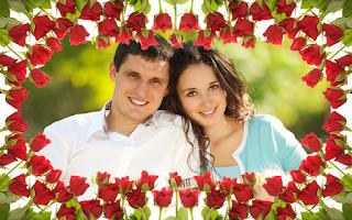Screenshot of Rose Frames