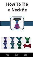 Screenshot of How To Tie a Tie