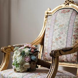 Bride's Bouquet by Aj Nelson - Wedding Details