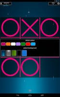 Screenshot of TicTacToe C.O.L.O.R.