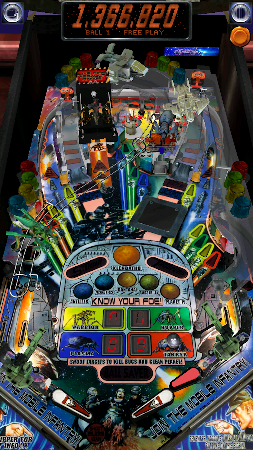 Pinball Arcade Screenshot 1