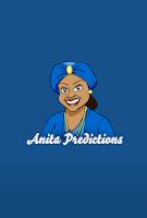 Screenshot of Anita Predictions®