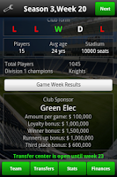 Screenshot of Soccer Story
