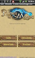 Screenshot of Runes of Magic - Eliteskills