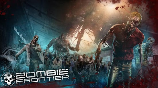 APK Game Zombie Frontier for BB, BlackBerry