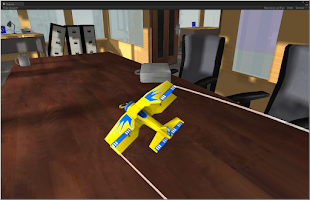 Screenshot of Flight Simulator: RC Plane 3D