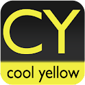 CM9 CM10.1 AOKP  Yellow Theme icon