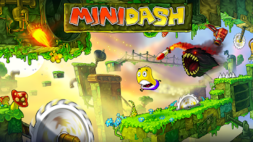 Screenshot of Mini Dash