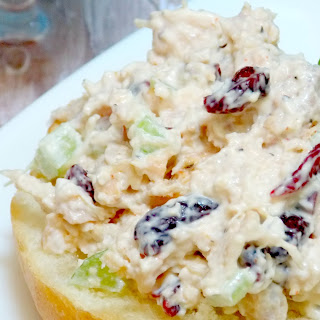 Easy Summer Chicken Salad
