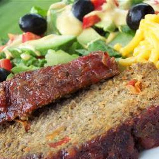 My Favorite Pork Turkey Meatloaf