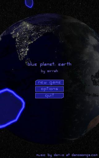 Blue Planet: Earth