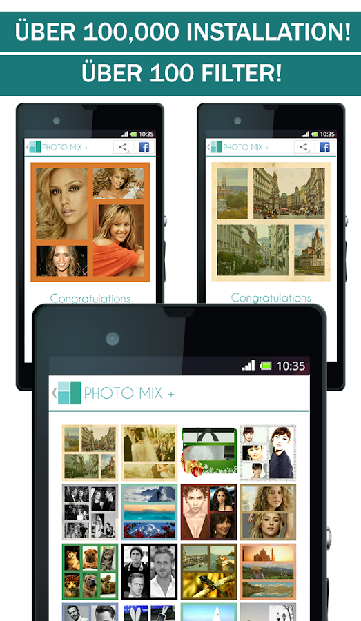 Foto-Mix + Foto-Collage android apps download
