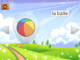 Screenshot of French Learning For Kids Full