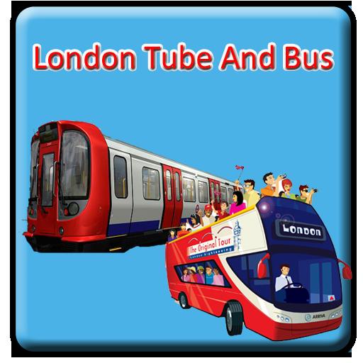倫敦地鐵和公共汽車 LOGO-APP點子