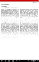 Screenshot of Il Fatto Quotidiano ®