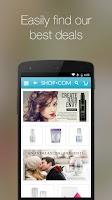 Screenshot of Shop.com Mobile