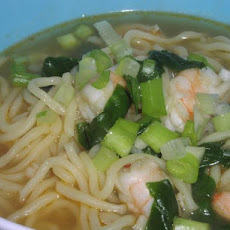 Shrimp and Ginger Soup