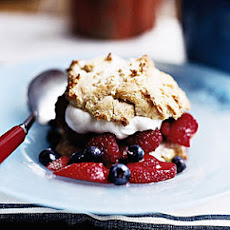 Berry Shortcakes