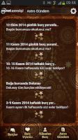 Screenshot of Burç Yorumları & Astroloji