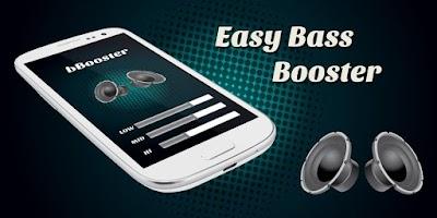 Screenshot of Easy Bass Booster / EQ