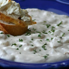 Ranch Clam Chowder