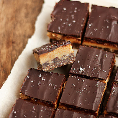 No-Bake Peanut Butter Nanaimo Bars