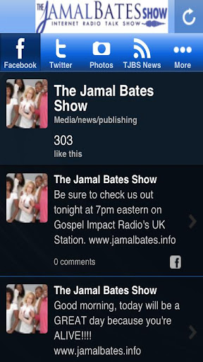 The Jamal Bates Show