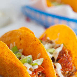 Meat Lovers Pizza Tacos