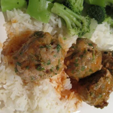 Rachael Ray's Buffalo Chicken Meatballs