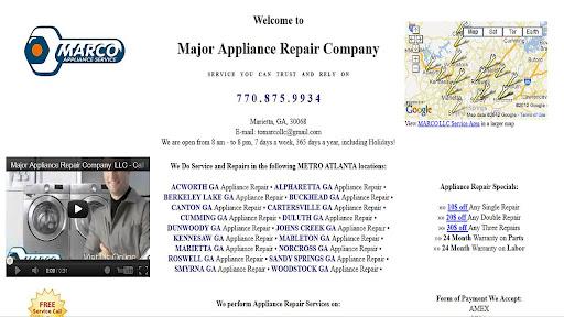 Appliance Repair Atlanta
