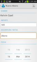 Screenshot of My Debtors Pro