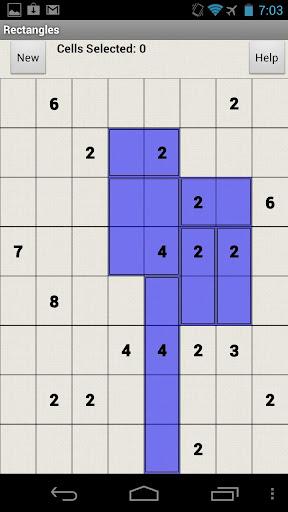 Rectangles Puzzle