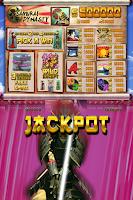 Screenshot of Samurai Dynasty Slot Machine