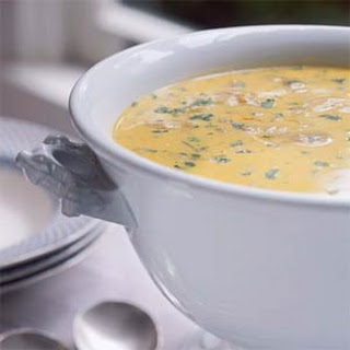 Golden Oyster Bisque