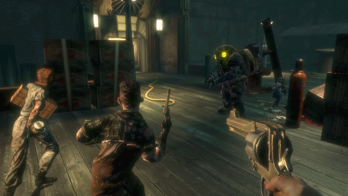 Analyst looks to BioShock on Wii and PS3