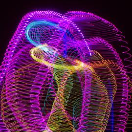 Laser seat ! by Jim Barton - Abstract Patterns ( laser light, colorful, light design, seat, laser design, laser, light, science )