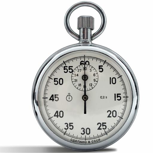 Sport Stopwatch - Lite LOGO-APP點子